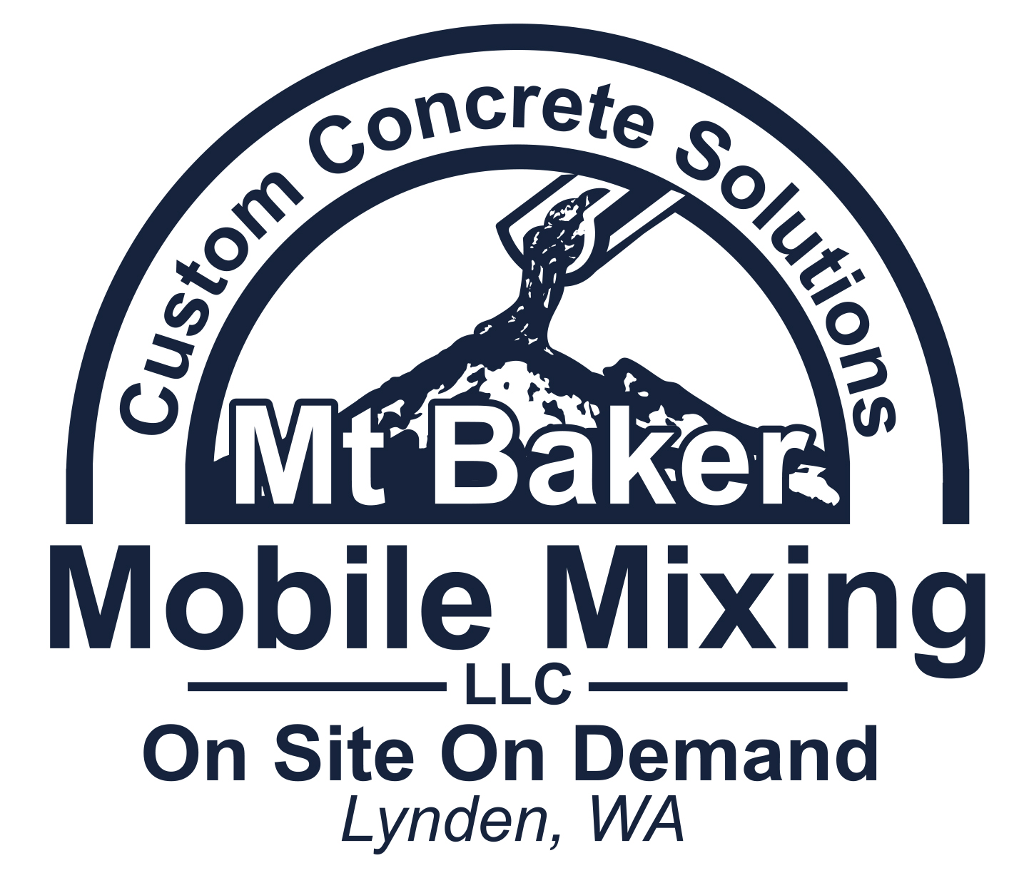 Mt Baker Mobile Mixing